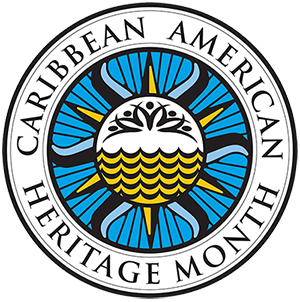 National Caribbean American Heritage Month Logo